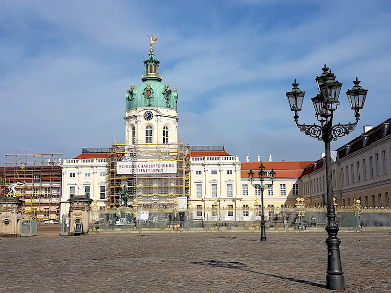 Best of Berlin - Highlights von Berlin - Schloss Charlottenburg
