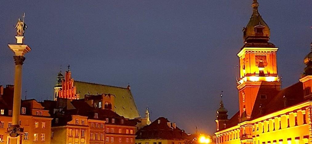 Städtetrip Warschau Warschau Altstadt