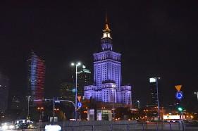 Städtetrip Warschau
