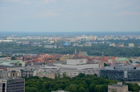 Städtetrip Warschau Kulturpalast Warschau