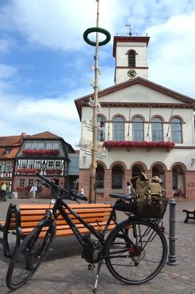 Frankfurt - Seligenstadt