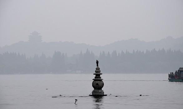 UNESCO Weltkulturerbe Westsee von Hangzhou