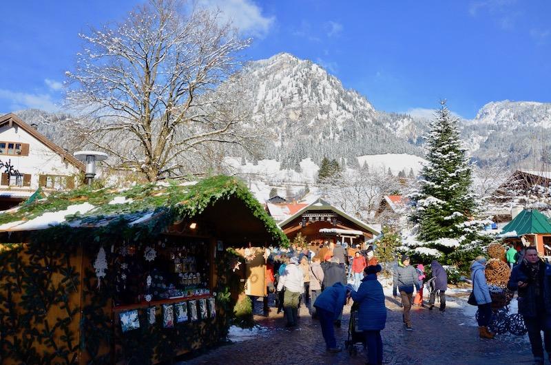 Bad Hindelang Weihnachtsmarkt.Weihnachtsmarkt Bad Hindelang Im Allgau