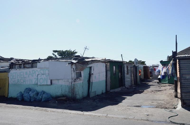 Township Langa Kapstadt