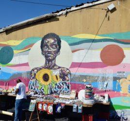 Township Kapstadt Südafrika