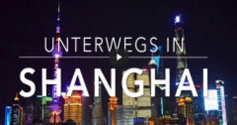 video: unterwegs in Shanghai