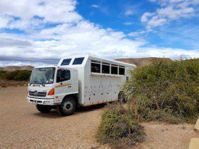 Route 62 Südafrika Oudtshoorn