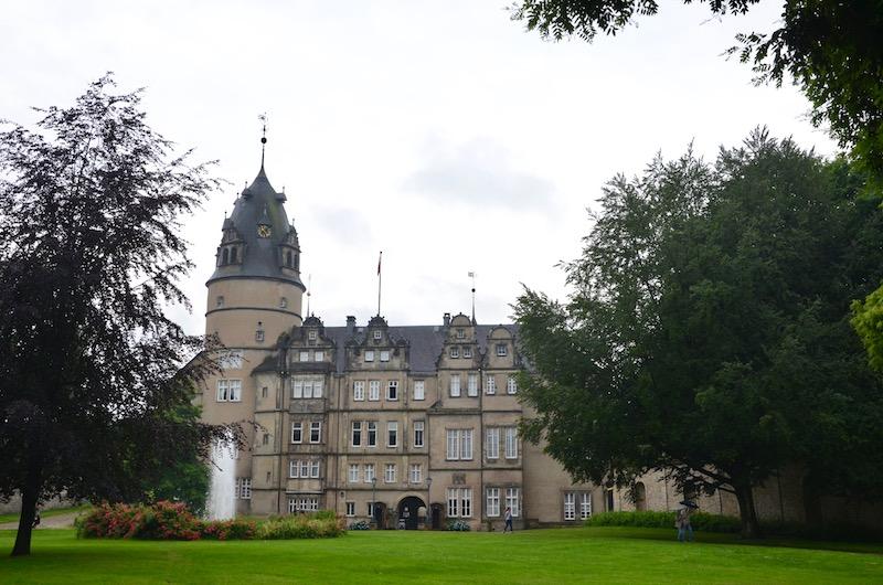 Detmold Teutoburger Wald