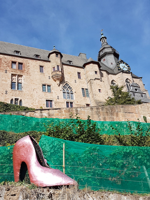 Marburg Sehenswürdigkeiten Grimm-dich-pfad