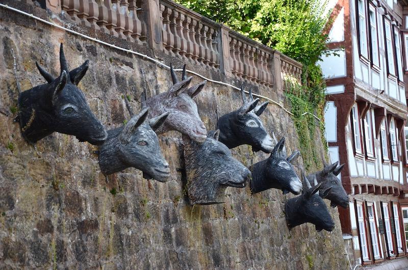 Marburg Sehenswürdigkeiten: Grimm-dich-Pfad