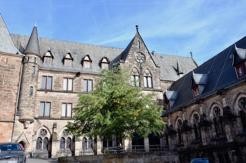 Marburg Sehenswürdigkeiten Universität