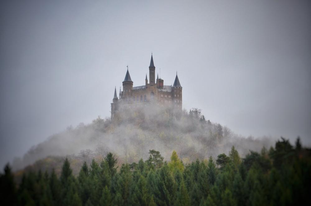 Schloss Hohenzollern Baden-Württemberg