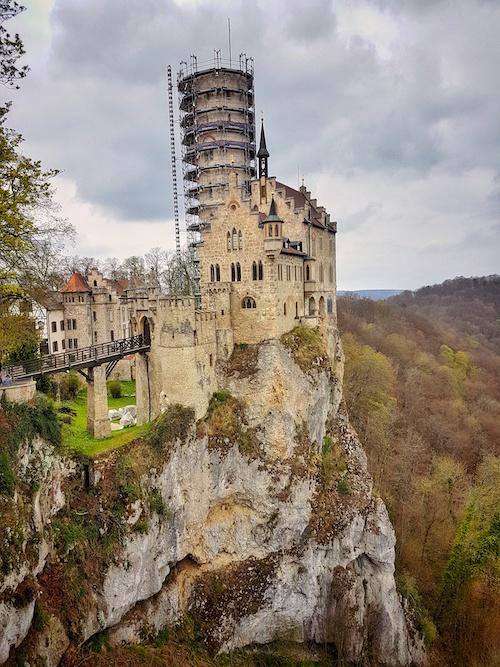 Schloss Liechtenstein Schwäbische Alb