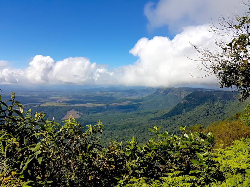 Panoramaroute Südafrika - God`s Window