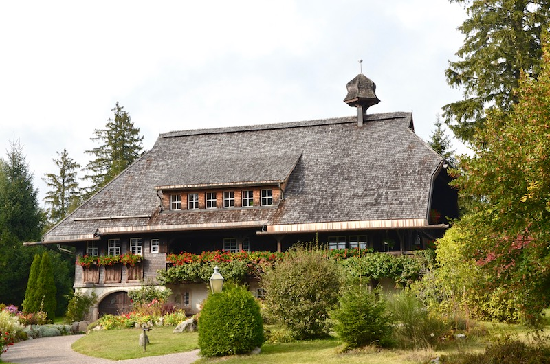Schwarzwald Sehenswürdigkeiten - Hüsli