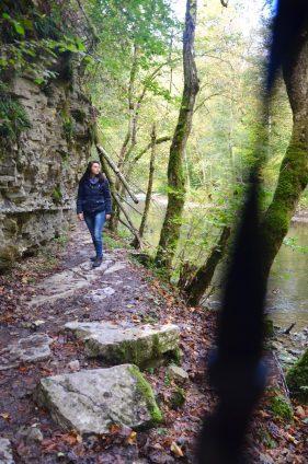 Schwarzwald Sehenswürdigkeiten - Wutachschlucht
