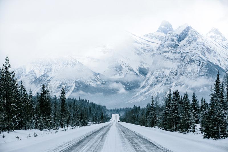 Jasper Nationalpark Rocky Mountains