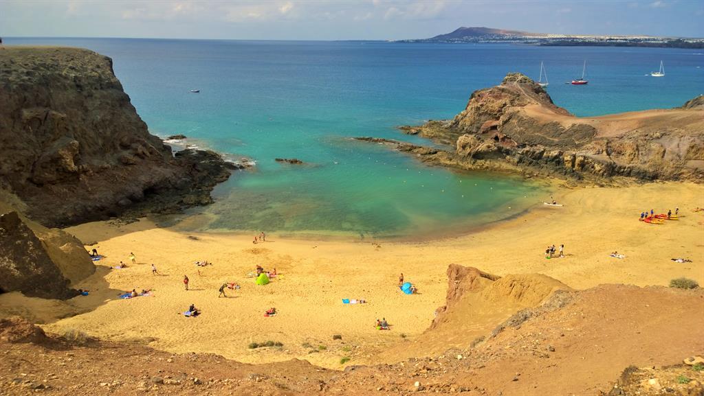 Die schönsten Inseln Spaniens Lanzarote