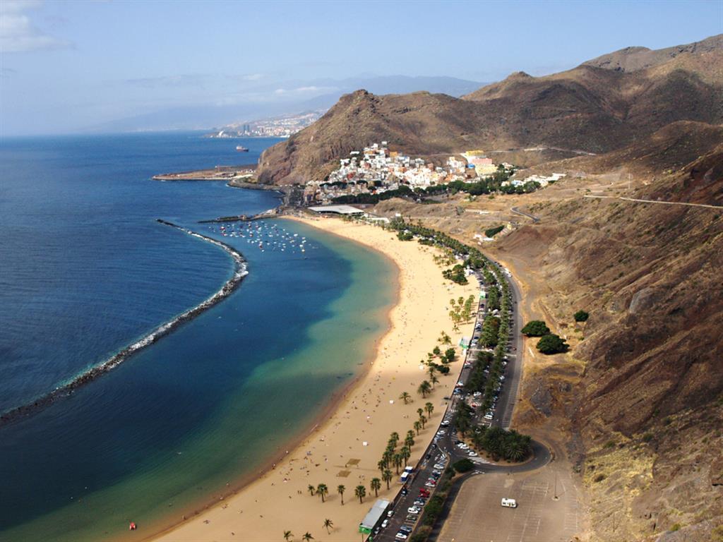 Die schönsten Inseln Spaniens Teneriffa