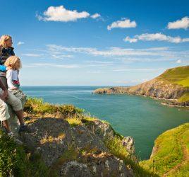 Coastal Way Wales