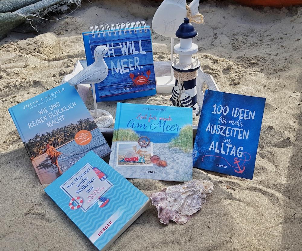 Neue Bücher für die Urlaubslektüre - Unterwegs & Daheim