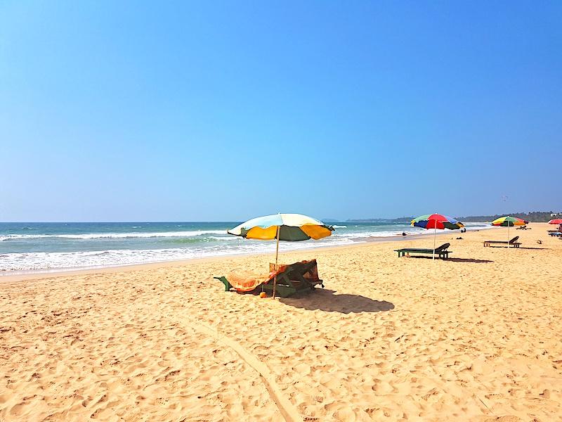 Sri Lanka Reiseroute