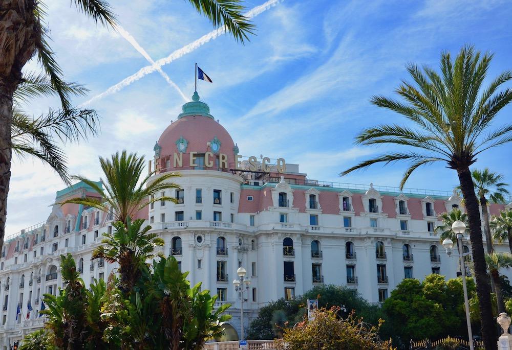 Hotel Negressco Nizza