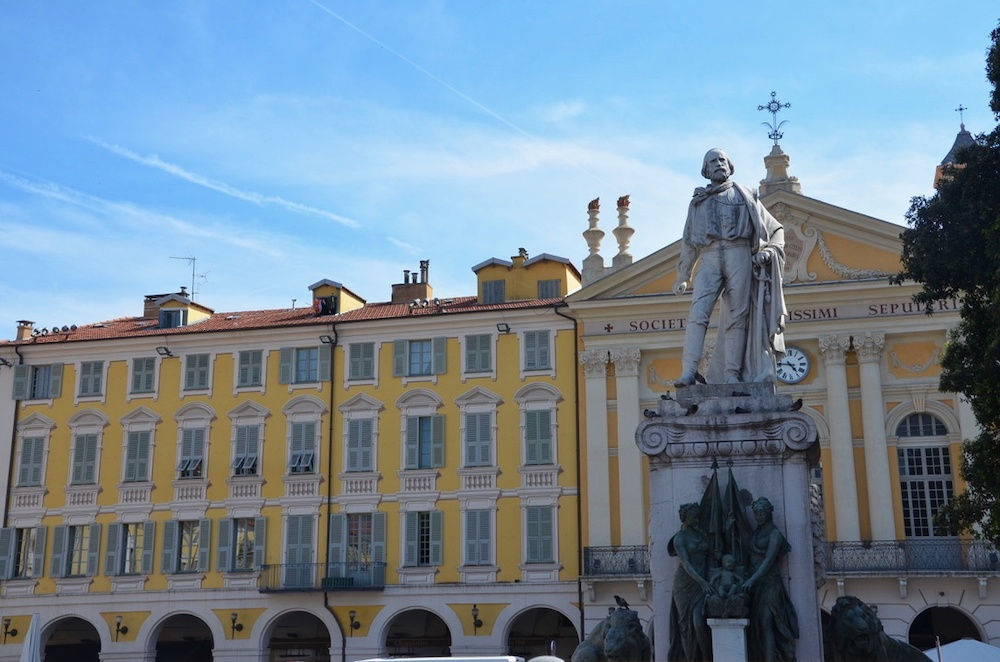 Place Garibaldi Nizza