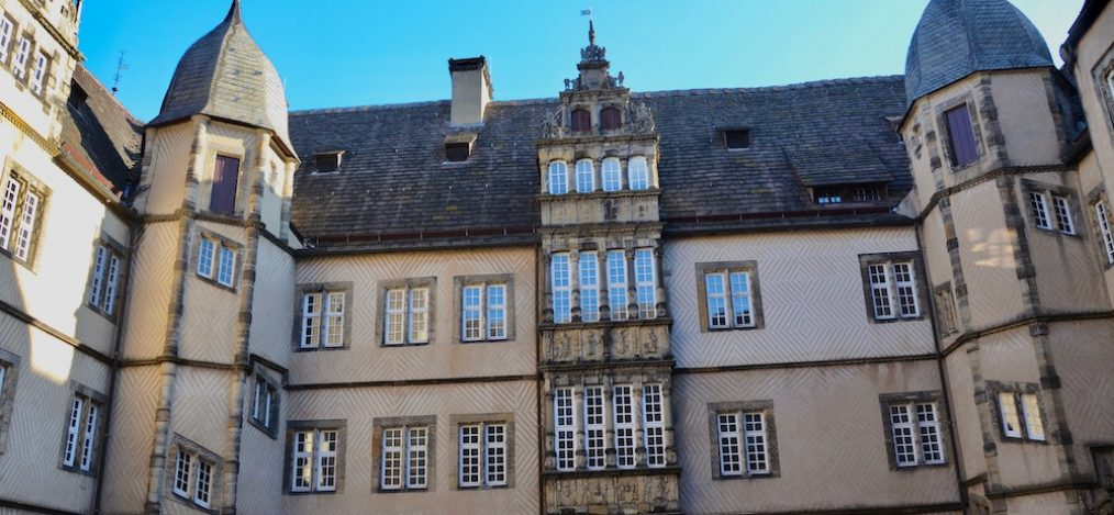 Schloss Varenholz Kalletal