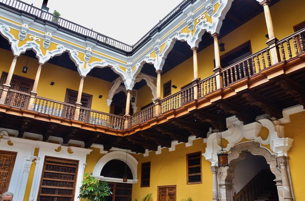 Lima Sehenswürdigkeiten