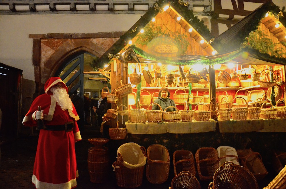 Weihnachtsmarkt Michelstadt