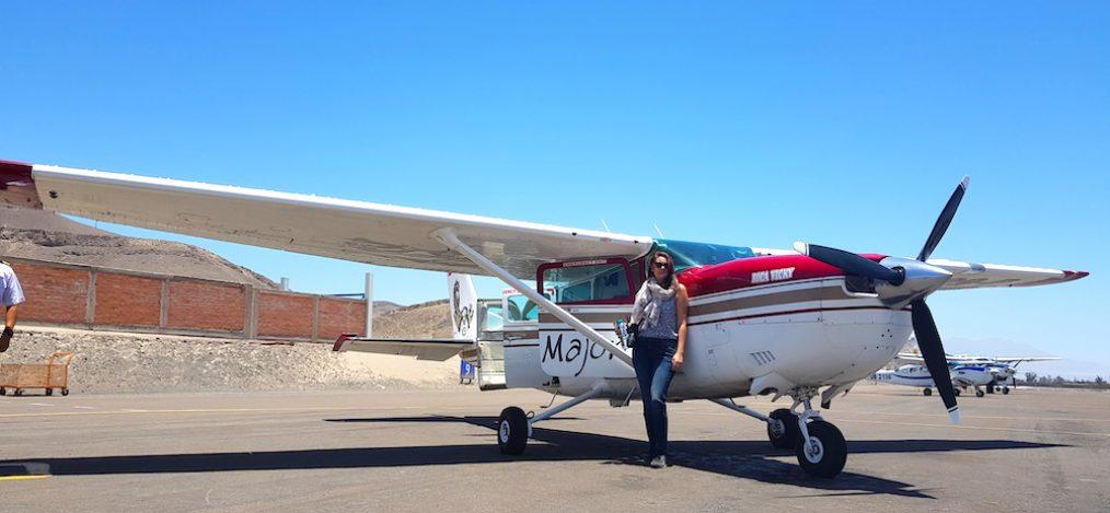 Nazca-Linien Flug