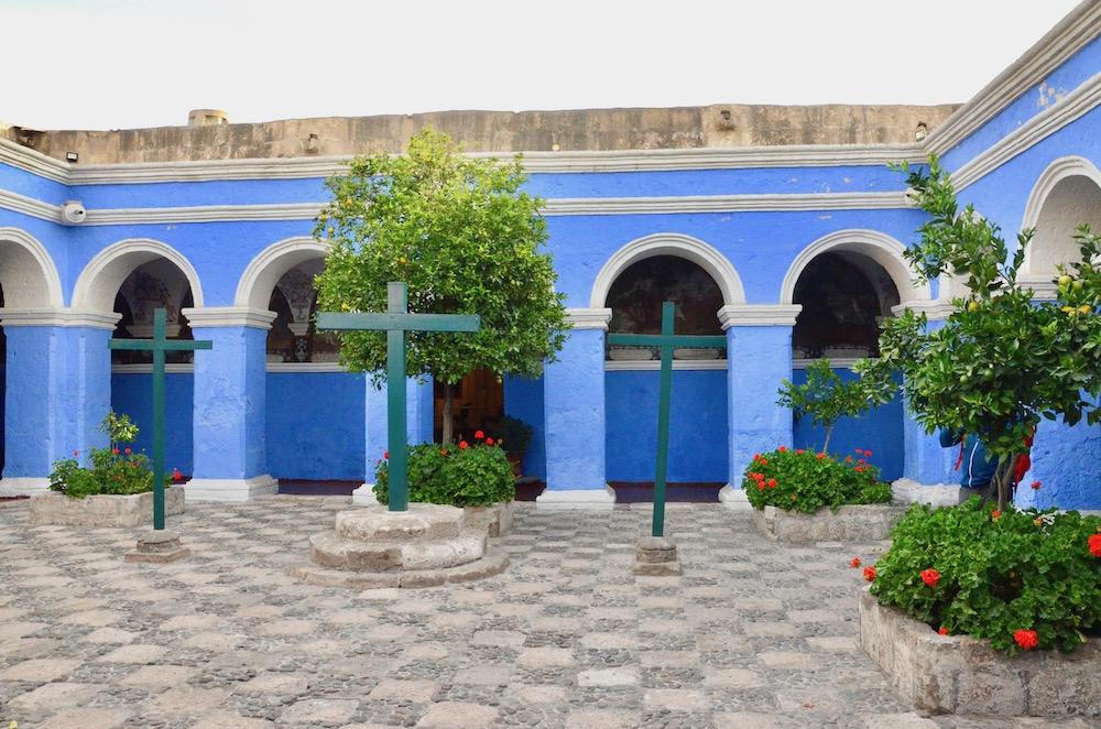 Santa Catalina Kloster