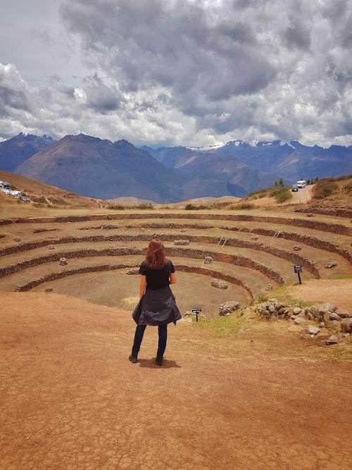 Moray - Heiliges Tal der Inka