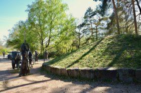 Keltengräber auf der Bulau
