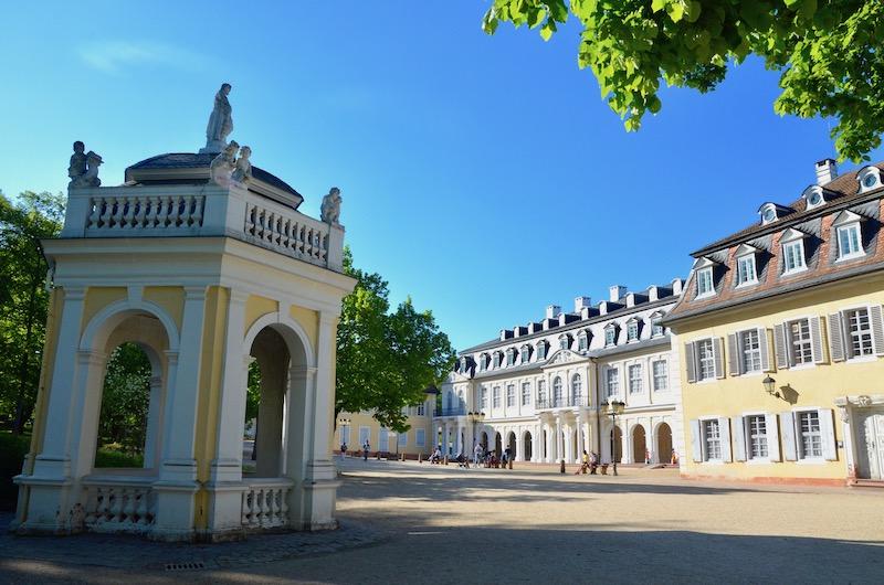 Schlosspark Wilhelmsbad