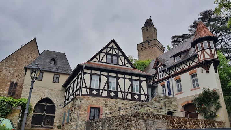 3 Burgen Wanderweg Kronberg