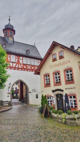 3 Burgen Wanderweg Köngistein
