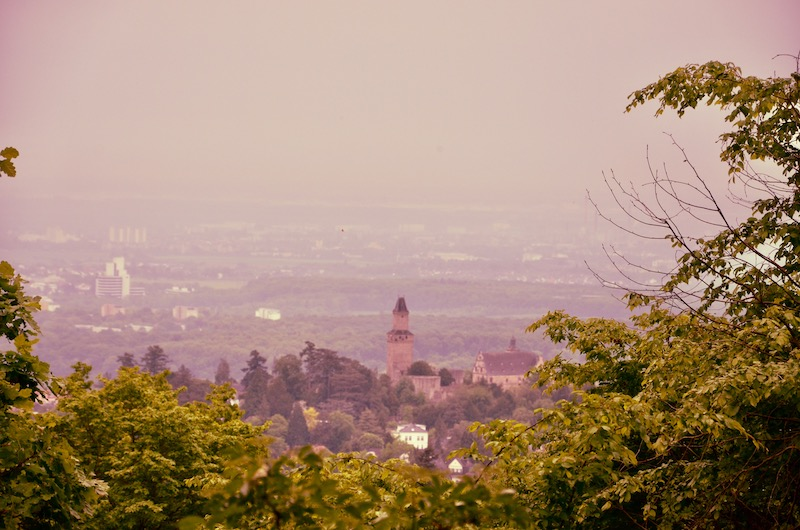 3 Burgen Wanderweg