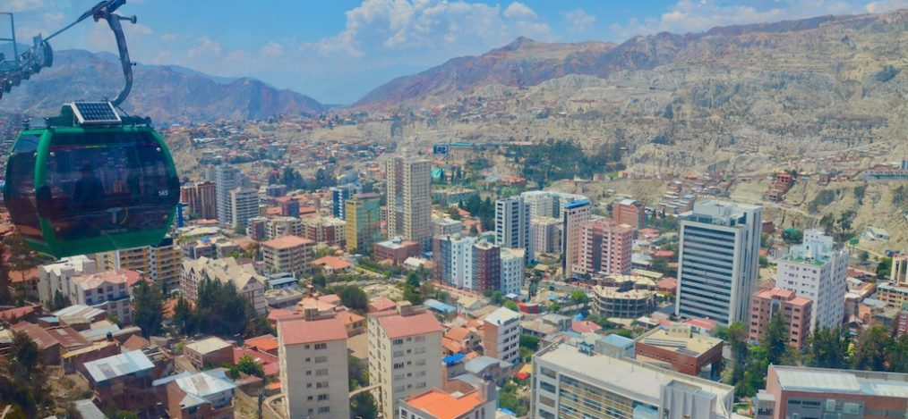 La Paz Sehenswürdigkeiten