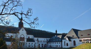 Wanderung von Eltville Kloser Eberbach