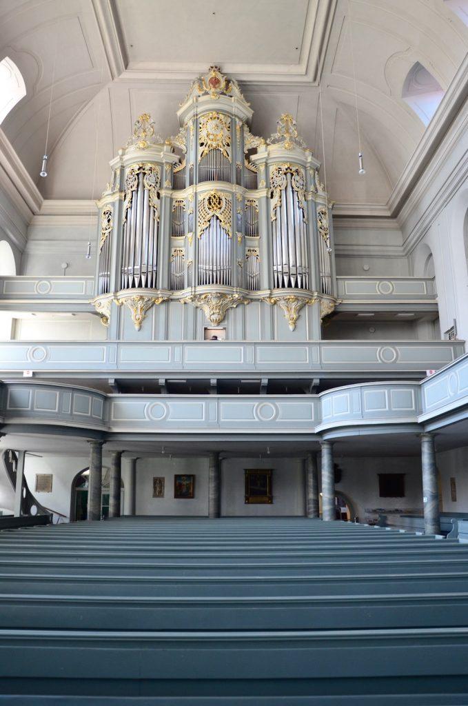 st. Gumbertus Kirche Ansbach