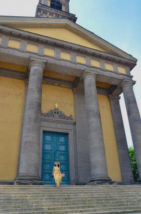 St. Ludwig Kirche Ansbach