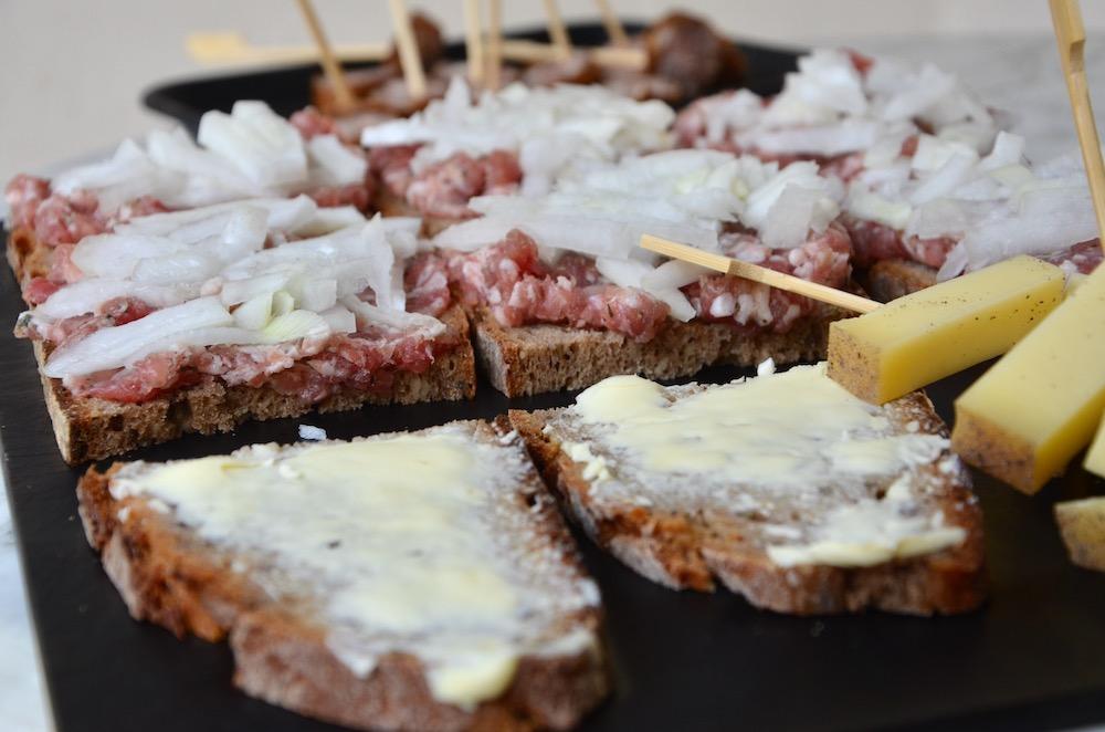 Ansbacher Bratwurst