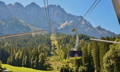 Zugspitze & Eibsee